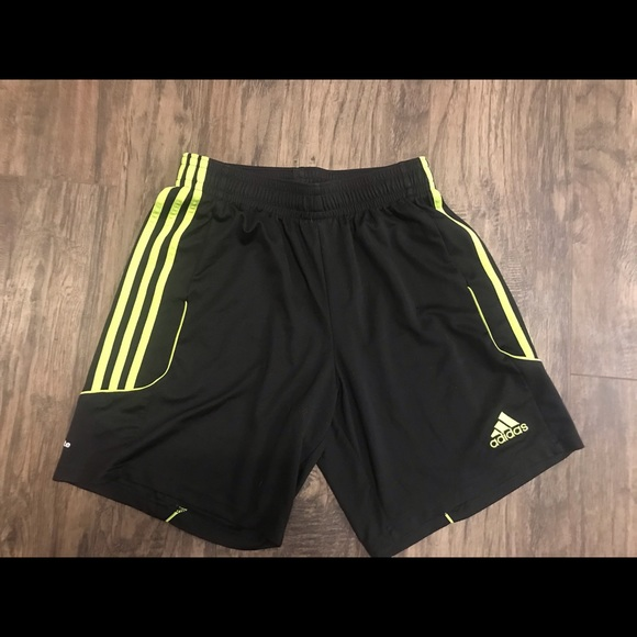 adidas Other - Adidas black athletic shorts
